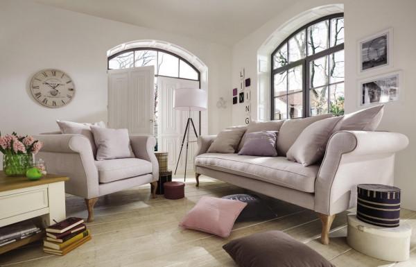 Klassisches Sofa im Landhausstil Queen von Primavera