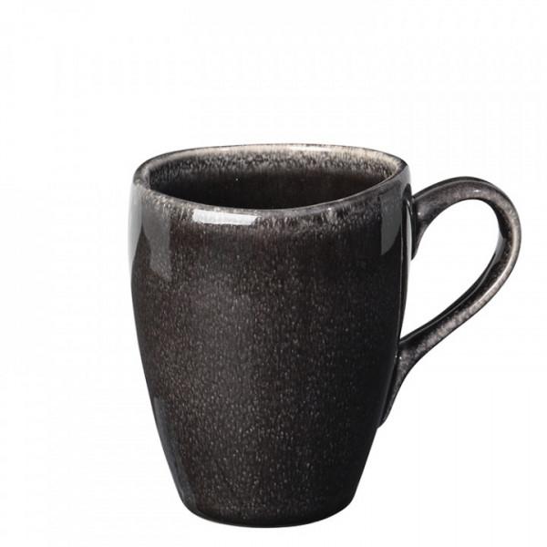 Broste Tasse mit Henkel Nordic Coal