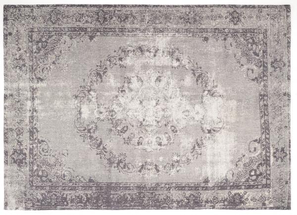 Shabby Vintage Teppich Orient Grau