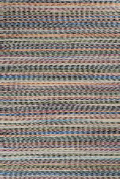 Linie Design Indus Multi Wollteppich